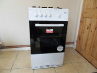 NEW FLAVEL 50CM GAS COOKER (delivery available)