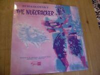 The Nutcracker Suite op. 71. Fairy Ballet Concert Version. 2 Acts. Vintage Retro. 12'' 33 rpm. Good