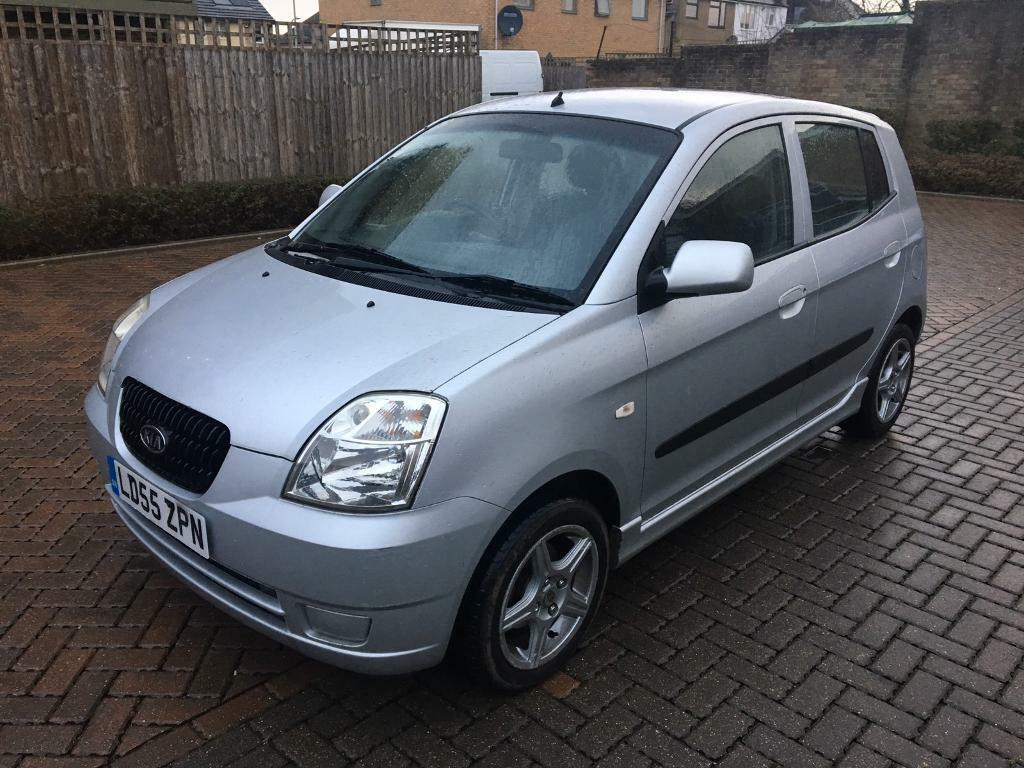 2005 kia picanto glamour 1 1 petrol a c new mot in reading berkshire gumtree. Black Bedroom Furniture Sets. Home Design Ideas