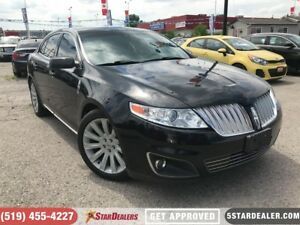 2011 Lincoln MKS | NAV | LEATHER | CAM | ROOF | AWD
