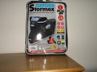OXFORD STORMEX ALL WEATHER MOTORCYCLE COVER