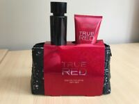 M&S True Red Gift Set EDT & Body Lotion! Brand New!