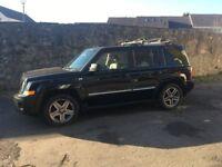 2009 Jeep Patriot Limited Diesel Manual - For Repair