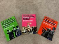 GCSE HISTORY AQA 9-1 REVISION GUIDES
