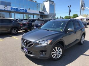 2016 Mazda CX-5 GS, AWD, ROOF RAILS, REARVIEW CAMERA