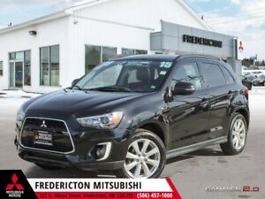 2015 Mitsubishi RVR GT AWC | HEATED LEATHER | SUNROOF