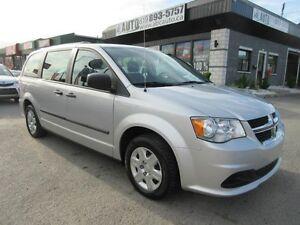 2012 Dodge Grand Caravan SE - Stow & Go, 7 passengers