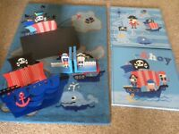 Next pirate toddler complete bedroom set