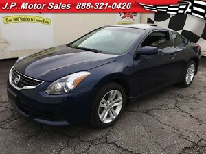 2013 Nissan Altima 2.5 S, Automatic, Leather, Sunroof, 48,000km