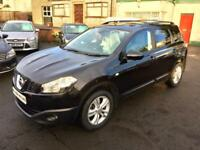 NISSAN QASHQAI 1.5 DCI DIESEL, 7 SEATER, 2011 **DRIVE THIS AWAY FROM £43 A WEEK**