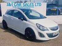 VAUXHALL CORSA 1.2 LIMITED EDITION 3d 83 BHP A GREAT EXAMPLE INSI (white) 2014