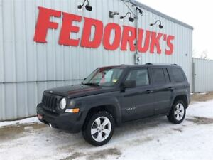 2011 Jeep Patriot Limited 1 YR WARRANTY INCLUDED!!