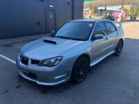 Subaru Impreza wrx sti type 2.0 turbo petrol