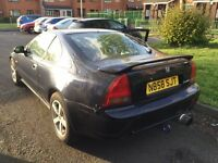 HONDA PRELUDE 2.3 PETROL AUTOMATIC BLUE - LOW MILES! NOT IMPORTED!