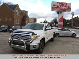 2015 Toyota Tundra Limited | TRD | LEATHER | CAMERA