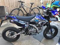 SP 125 2016 Road legal pit bike