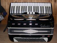 Galanti, 2 Voice (LM), 120 Bass, Piano Accordion.
