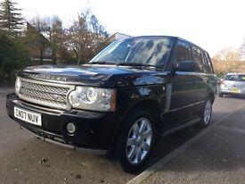 Land Rover Range Rover 3.6 TD V8 Vogue 5dr Sat Nav