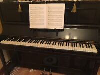 Rogers London piano