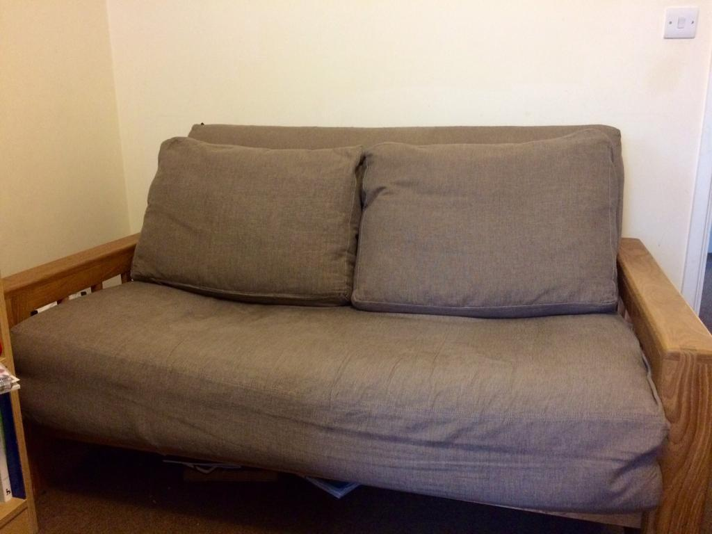 Sofa Bed Futon Company Oak