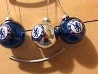 3 Chelsea Christmas Baubles