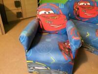 Kids sofa and armchair
