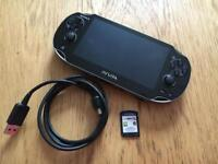 Sony Playstation Vita newest model excellent condition