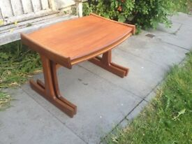 Pair of G Plan Large Side Tables