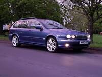 Jaguar x type estate