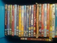 Walt Disney DVD Films for sale.