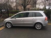 Vauxhall Zafira, Diesel 1.9 CDTI, SRI 2006 low mileage £1700 ono