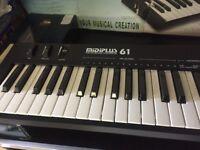 Controller keyboard