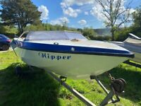 14ft 6 Microplus Leopard Sports Bot (Speedboat)