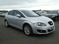 2012 seat Leon 1.6 TDI CR SE Copa 5dr motd august 2022 full history all cards welcome