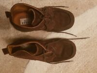 Two pairs boys shoes - both size 1