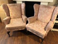 Various Used Sofas and Armchairs for Free