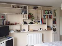 Big Double Room with personal Balcony in Haggerston / De Beauvoir Town / Dalston / Hoxton