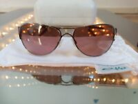 Rare Oakley Restless Sunglasses 05-721 Rose Pink - White Arms