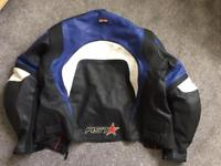 RST IPS RIFT 2 piece leather suite.