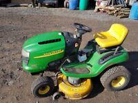 John Deere L107 Spares or repairs