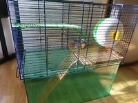 Gerbil cage gerbilarium - pets at home brand