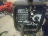 Mig 240v welding machine