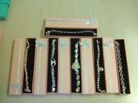 Job lot bracelets