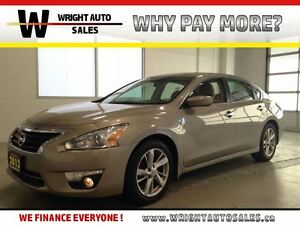 2013 Nissan Altima SV| SUNROOF| BLUETOOTH| BACKUP CAM| 67,329KMS