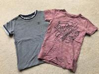 Next boys t-shirts age 3