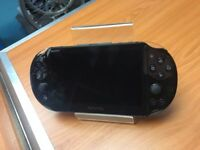 Ps Vita Console With Charger