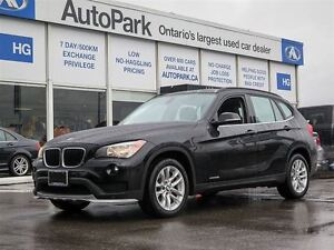 2015 BMW X1 Panoramic sunroof| Heated seats| Only 48192 kms