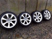 """BMW E60 wheels 18"""""""