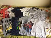 Boys clothes bundle 7-8yrs (all seasons)