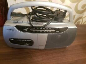 As new Tape and Radio 2 in one spotless condition